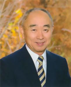 二俣川幼稚園長 二宮英一